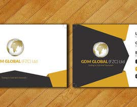Nro 20 kilpailuun Design of Business Cards and Letterhead for GDM Global (FZC) Ltd käyttäjältä websiterr
