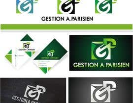 "#124 para Logo Design for ""Gestion A.Parisien"" por TOPSIDE"