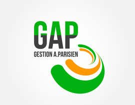 "#47 para Logo Design for ""Gestion A.Parisien"" por Corpstones"
