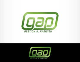 "#155 para Logo Design for ""Gestion A.Parisien"" por AnaKostovic27"