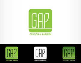 "#156 para Logo Design for ""Gestion A.Parisien"" por AnaKostovic27"