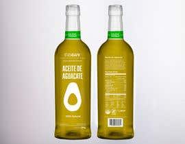 nº 19 pour Etiqueta para botella de aceite de aguacate. par gabrielmirandha