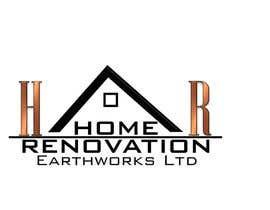 Nro 41 kilpailuun design a logo for a home improvement and earthworks  company, käyttäjältä enghanynagy