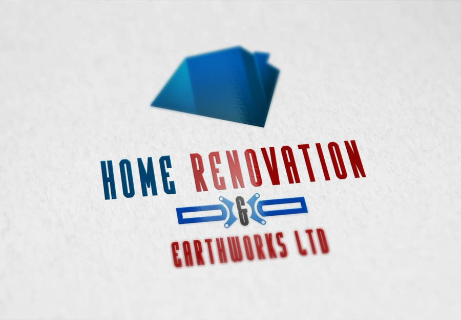 Contest Entry #44 For Design A Logo For A Home Improvement And Earthworks  Company,