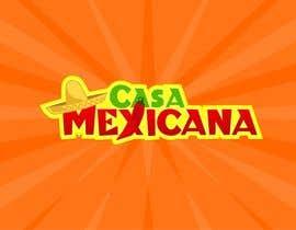 #17 untuk logo para pequeño restaurante mexicano oleh charjoan1
