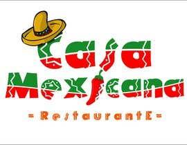 #2 for logo para pequeño restaurante mexicano af Davidcarrera90