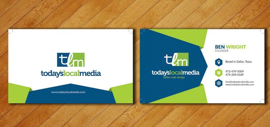 Entry 4 By Websiterr For Design Some Business Cards For Digital