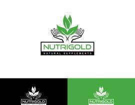 rz100 tarafından Natural Supplements Logo için no 129