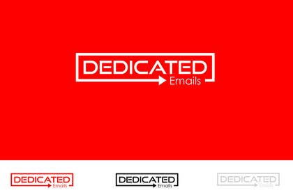 solutionallbd tarafından Dedicatedemails.com logo design için no 610