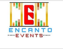 """Nro 49 kilpailuun Design a Logo for """"Encanto Events"""" käyttäjältä TrezaCh2010"""