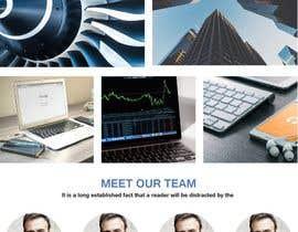 Nro 3 kilpailuun Design a Website Mockup for a UK based design startup käyttäjältä tejgeorge