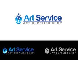 nº 136 pour Develop a Corporate Identity for Art supplies webshop par venug381