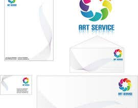 nº 96 pour Develop a Corporate Identity for Art supplies webshop par fabrirebo