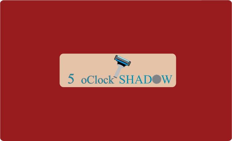 Kilpailutyö #21 kilpailussa Design a Logo and banner for 5 Oclock Shadow