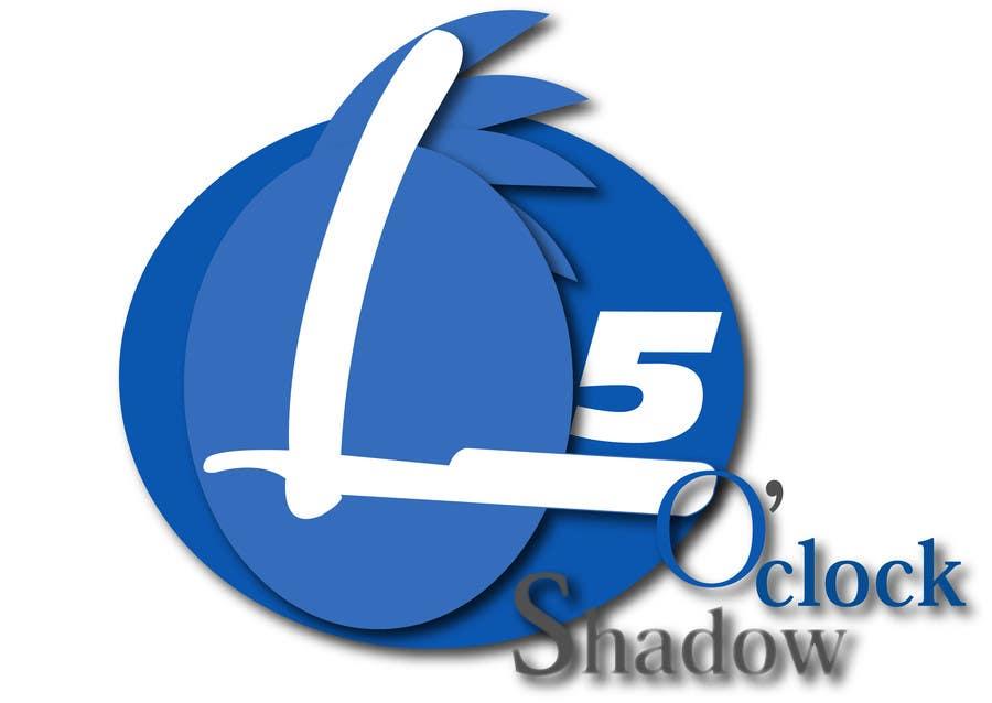 Kilpailutyö #14 kilpailussa Design a Logo and banner for 5 Oclock Shadow