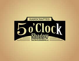 #29 cho Design a Logo and banner for 5 Oclock Shadow bởi BiancaN