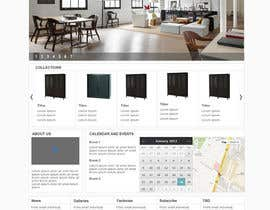 authenticweb tarafından Design a Website Mockup for our company HOME PAGE ONLY için no 5