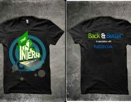 #12 untuk Design a T-Shirt for THE INTERN BUSINESS REALITY SHOW oleh reblien