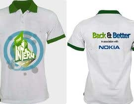 reblien tarafından Design a T-Shirt for THE INTERN BUSINESS REALITY SHOW için no 21