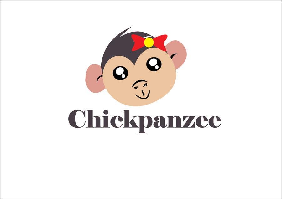 Kilpailutyö #45 kilpailussa Cute Monkey Design