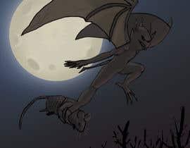 Nro 7 kilpailuun Illustrate a Little Devil käyttäjältä alballena