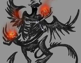 Nro 3 kilpailuun Illustrate a Little Devil käyttäjältä unsoftmanbox