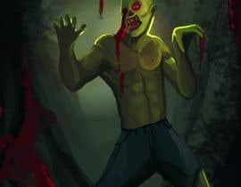 nugrahanugraha tarafından Illustrate a Zombie için no 7
