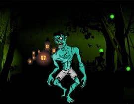 naythontio tarafından Illustrate a Zombie için no 10