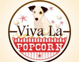 #132 for Design a Logo for a Fun online Popcorn Store! by SabreToothVision