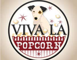 #158 for Design a Logo for a Fun online Popcorn Store! by SabreToothVision