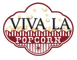 #164 for Design a Logo for a Fun online Popcorn Store! by SabreToothVision