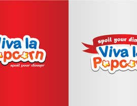 #28 for Design a Logo for a Fun online Popcorn Store! by mhsevan