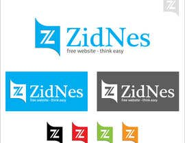 #64 for Design a Logo for zidnes by Asifrbraj