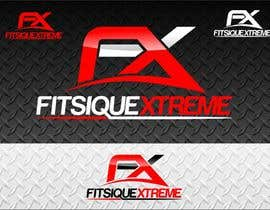#122 para Design a Logo for FITSIQUE Xtreme por arteq04