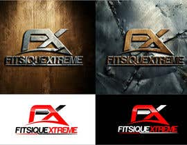 #127 para Design a Logo for FITSIQUE Xtreme por arteq04