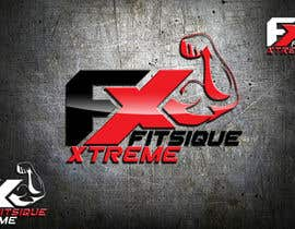 #133 for Design a Logo for FITSIQUE Xtreme by kingryanrobles22