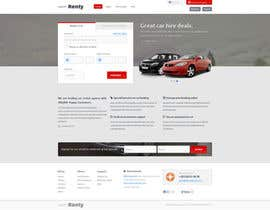 #13 untuk Design a Website Mockup for Used Car Dealerships oleh thewebpixel