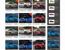 #5 for Design a Website Mockup for Used Car Dealerships by JesseLevett