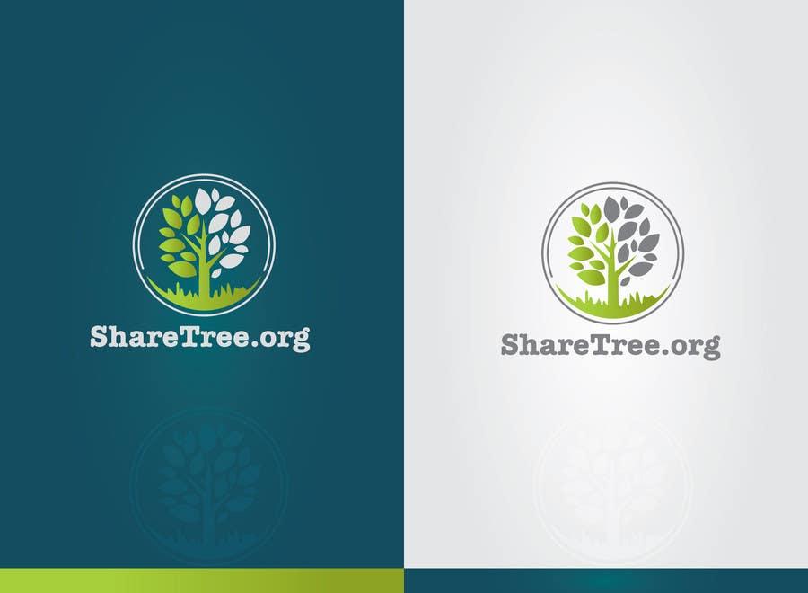 Inscrição nº 149 do Concurso para Design a Logo for ShareTree.org