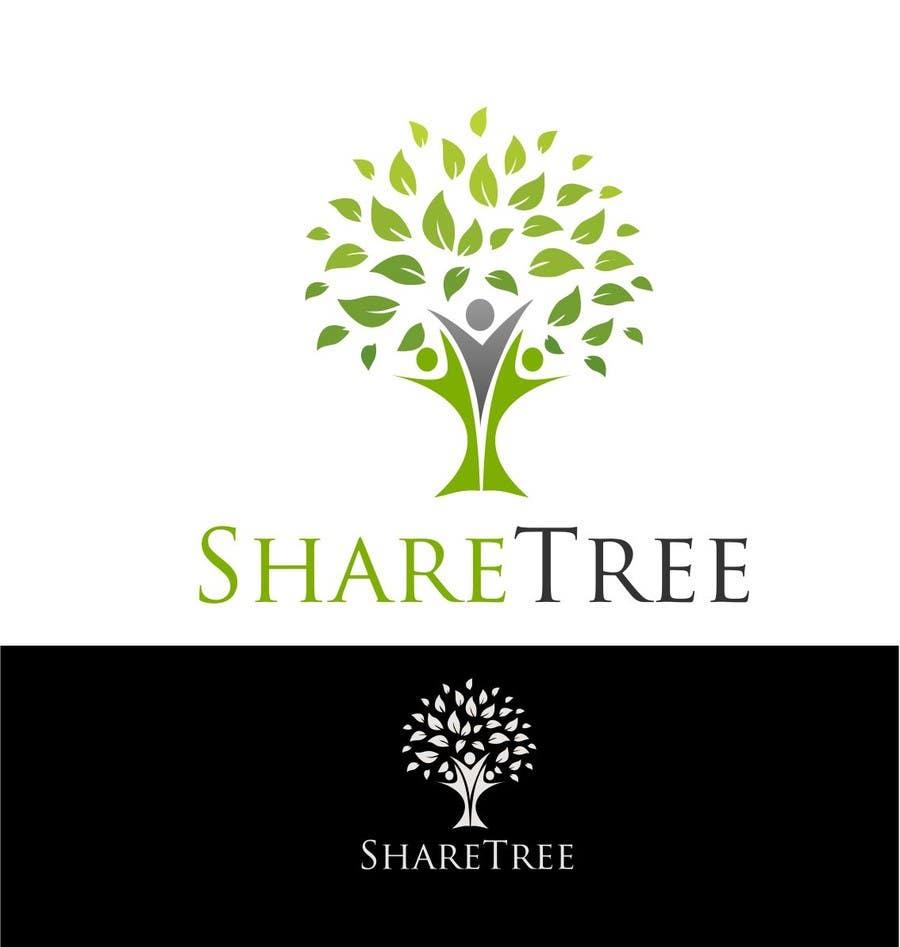 Inscrição nº 186 do Concurso para Design a Logo for ShareTree.org