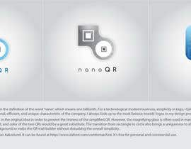 #120 cho Logo Design for NanoQR LLC, Paris bởi trimitri