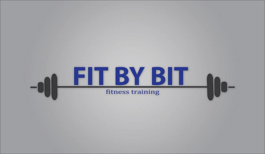 Konkurrenceindlæg #170 for Logo design for Fit By Bit personal and group fitness training