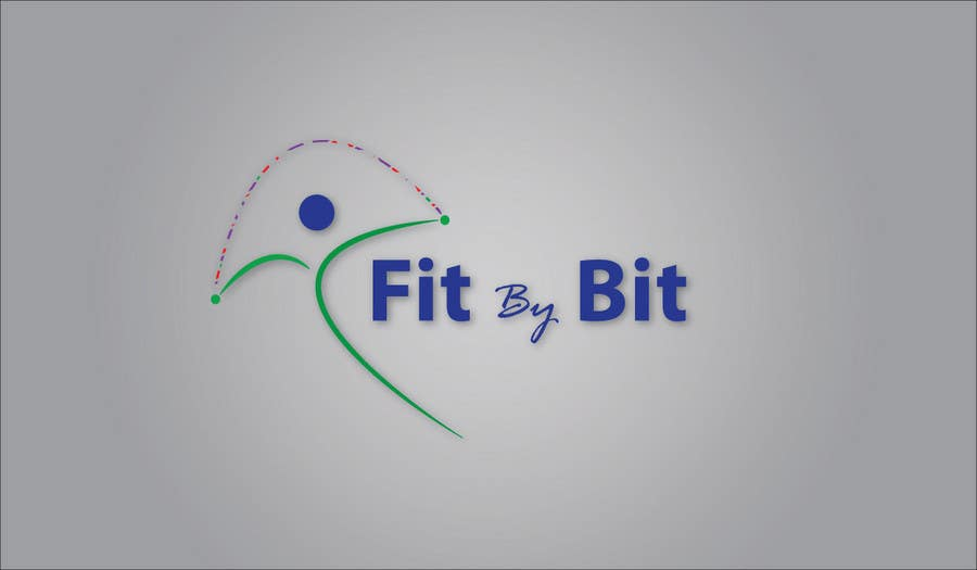 Konkurrenceindlæg #136 for Logo design for Fit By Bit personal and group fitness training