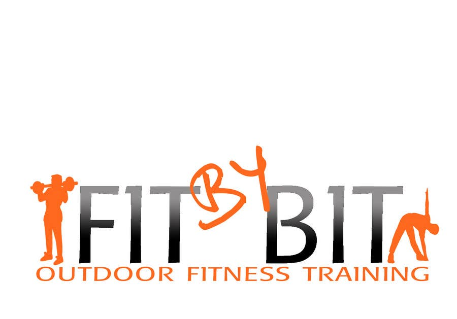 Konkurrenceindlæg #243 for Logo design for Fit By Bit personal and group fitness training