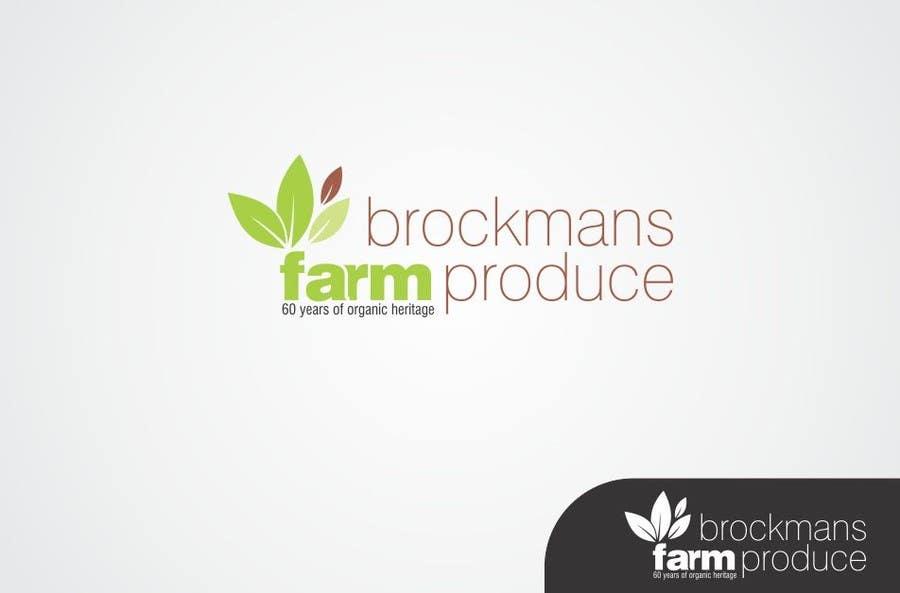 #117 for Design a Logo for an Organic Farm by milan111