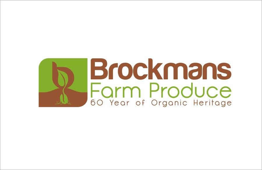 #144 for Design a Logo for an Organic Farm by arteq04