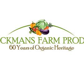 #102 para Design a Logo for an Organic Farm por galinadrumeva