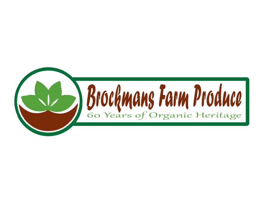 #110 for Design a Logo for an Organic Farm by titif67