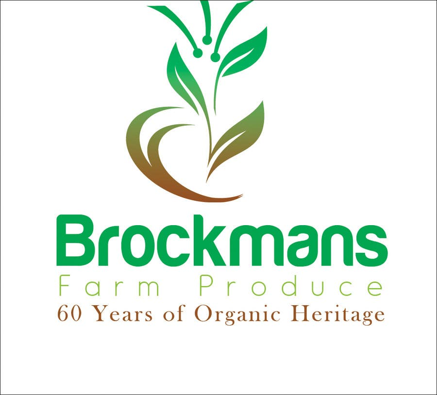 #168 for Design a Logo for an Organic Farm by bichuvs