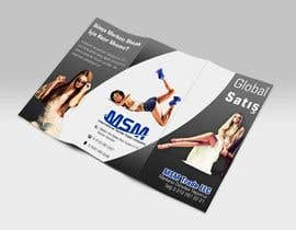 nº 7 pour Design a Brochure for a Clothing Trade company par stniavla
